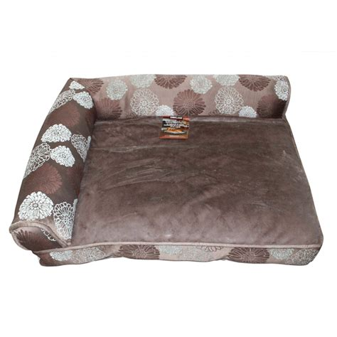 kirkland dog beds kirkland signature bolster pet bed 36 x 42 quot each from