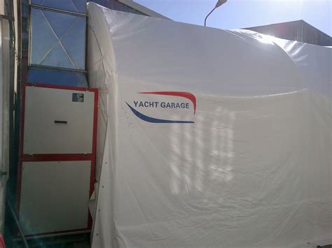 Garage Floor Paint Bilge Paint Booth With Water Treatment Plant Aua Yachtgarage
