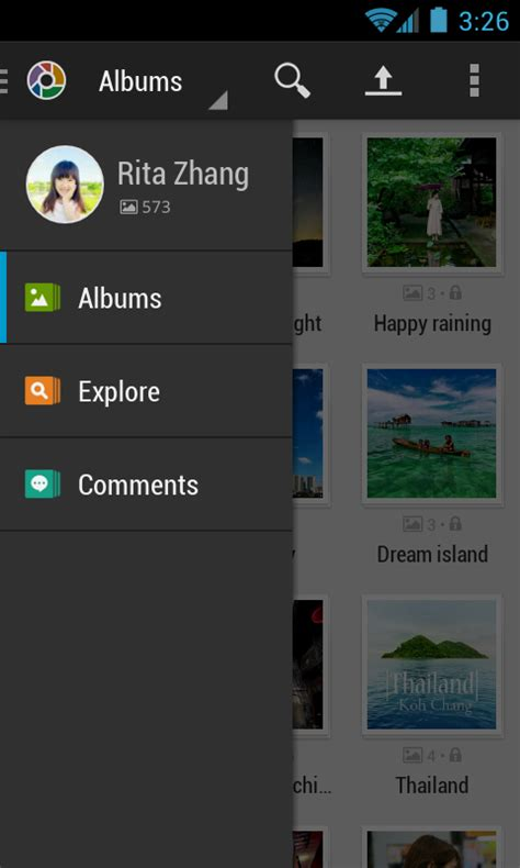 picasa photo editor for android tool for picasa photo screenshot