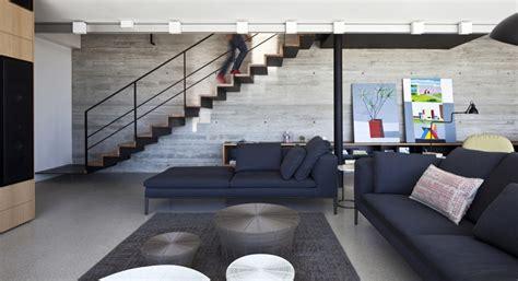 Charmant Les Couleurs D Interieur Pour Maison #3: murs-beton-brut1-718x390.jpg
