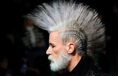 older men getting mohawk haircuts videos punk haircuts 40 best punk hairstyles for boys and men