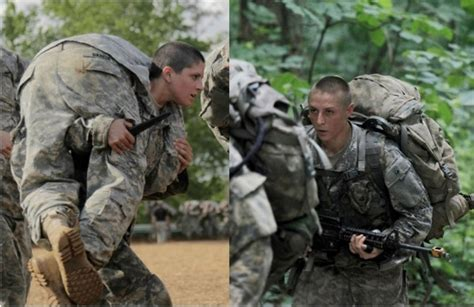 first female soldiers graduate elite army ranger school army s first female ranger school graduates