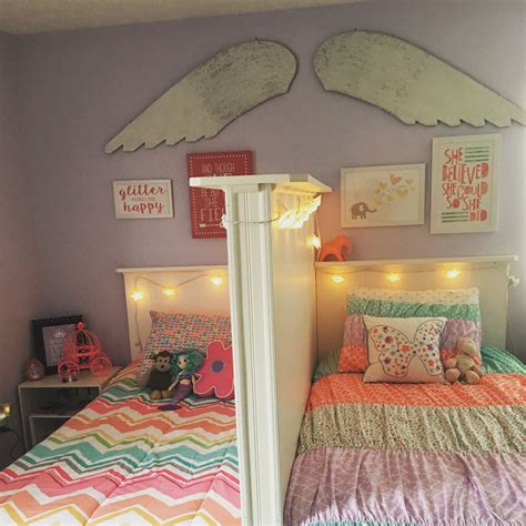 shared bedrooms shared little girls bedroom love it because each of them