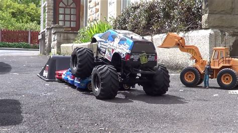 rc truck freestyle truck freestyle