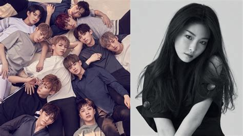 drakorindo variety show wanna one wanna one and kim chungha confirmed to appear on music