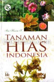 tanaman hias indonesia bukabuku toko buku