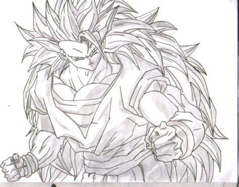 imagenes para dibujar a lapiz de goku imagenes de goku para dibujar a lapiz imagui