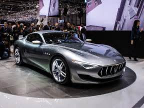 Alfieri Maserati Maserati Alfieri Concept Is One Heckuva 100th Birthday