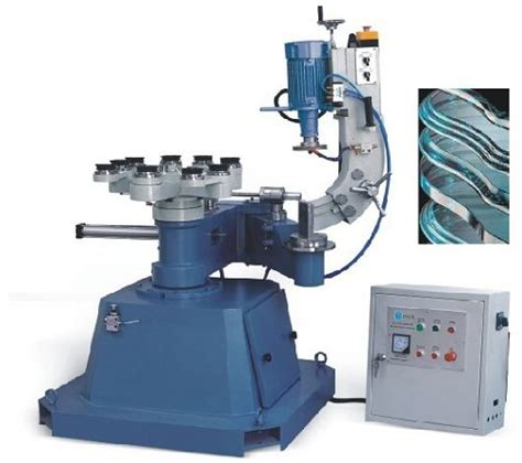 glass machine glass shape beveling machine from vitech industrial