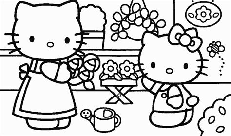 hello kitty zoo coloring pages disegni da colorare di hello kitty hello kitty mania