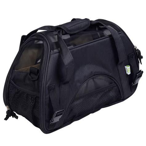 Cat Shoulder Bag comfortable soft sided cat pet carrier bag travel