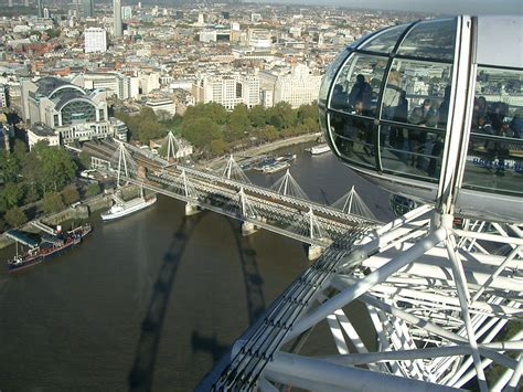 hungerford bridge file hungerford bridge viewfromlondoneye jpg wikipedia