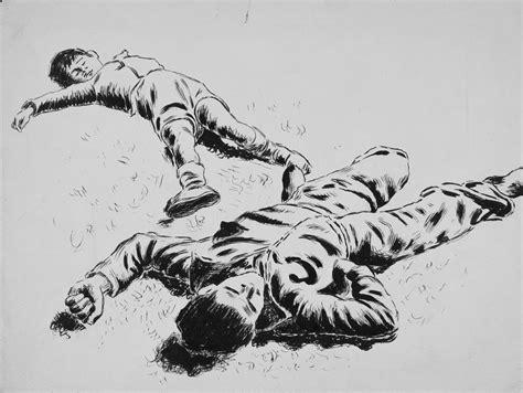 imagenes asquerosas de muertos horacio ferrer ni 241 os muertos en el suelo