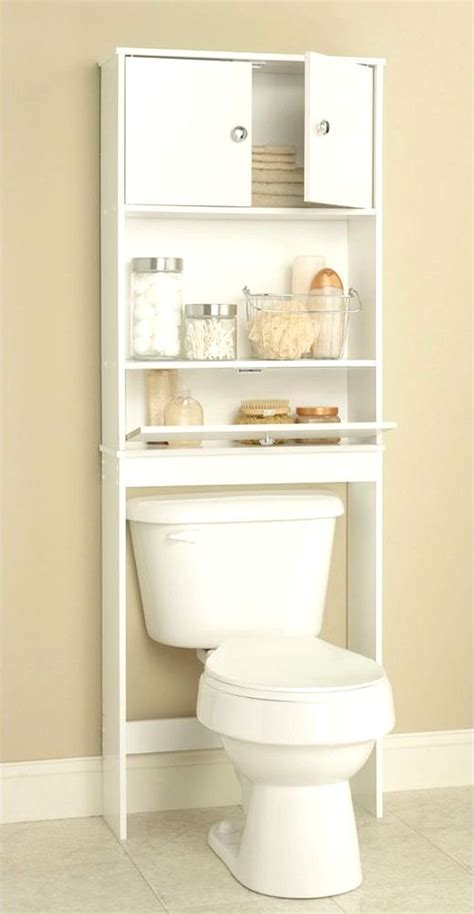 The Toilet Bathroom Storage by 47 Creative Storage Idea For A Small Bathroom Organization