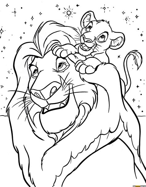 Disney King Coloring Pages by Disney Coloring Pages King Only Coloring Pages