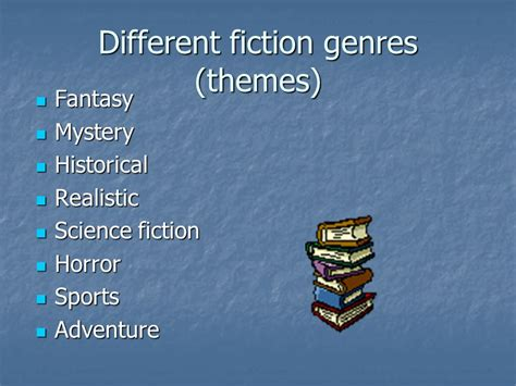 themes in realistic literature what does genre mean it is a french word meaning ppt