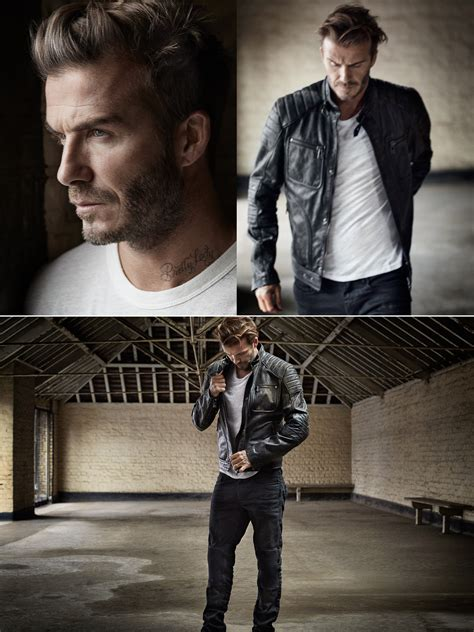 Wardrobe On The News by Mr David Beckham The The Journal Issue 234