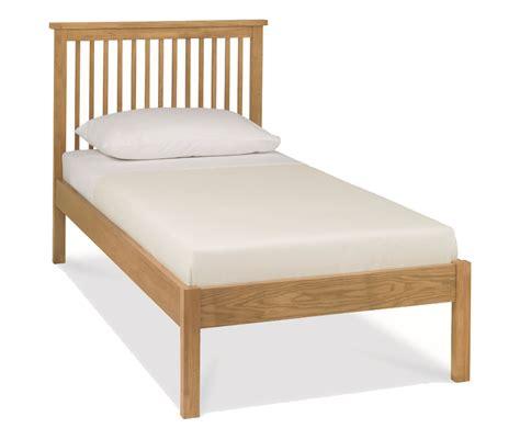 Bed Frames Atlanta Atlanta Oak Low Footend Bed