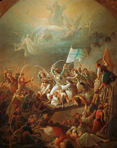 historia imperio otomano la gran revoluci 243 n griega contra el imperio otomano