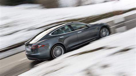 Tesla Model S Norge Tesla Model S Sets Sales Record In