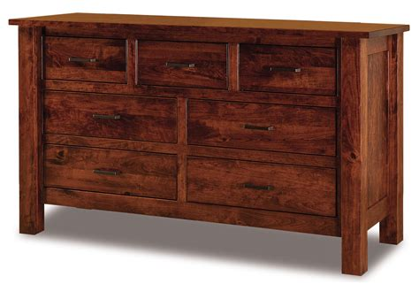 Furniture Mankato Mn by 7 Drawer Dresser Amish Furniture Store Mankato Mn