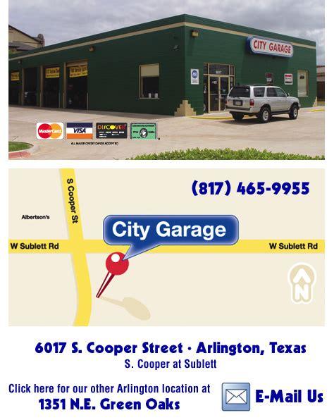 City Garage Colleyville colleyville car repair