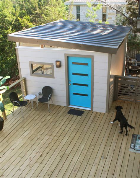 Portable Guest House by Install Modern Kwik Room Backyard Offices Studios
