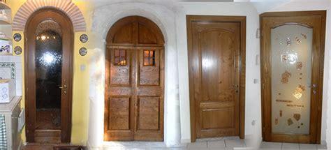 porte da interno in legno massello porte in legno arezzo produzione porte in legno massello