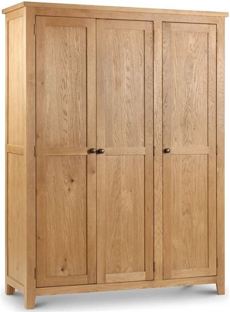 Marlborough 3 Door Wardrobe flat pack ( assembly available