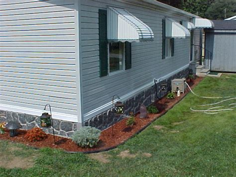 decorative mobile home skirting decorative mobile home skirting 25 best ideas about