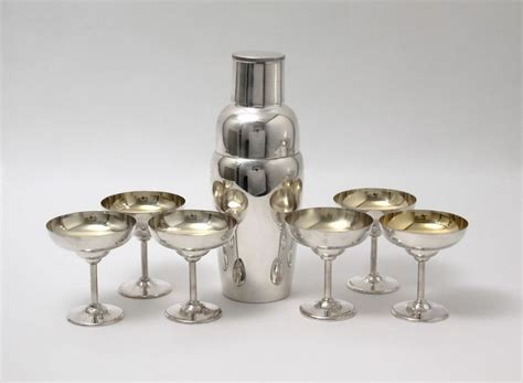 best barware set 38 best images about vintage barware sterling on pinterest