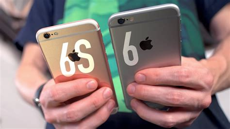 iphone 6s vs iphone 6 worth the upgrade