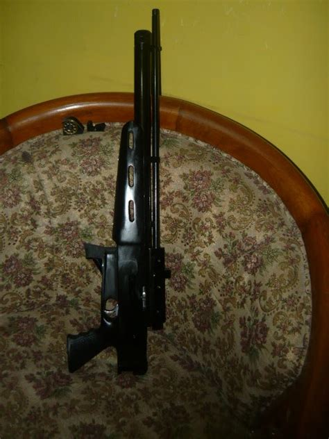 Arm Espass Merk Heiker 1 produksi senapan angin pcp dan laras senapan merk cz air arms popor lipat ss1 tabung dural