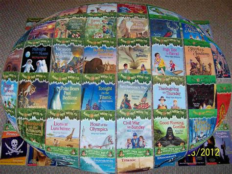 magic tree house series magic tree house series of chapter books