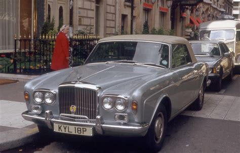 bentley corniche convertible 1980 bentley corniche convertible images pictures and videos