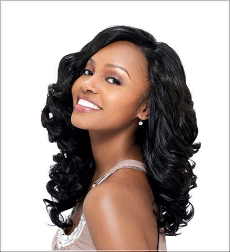 Types Of Weaves For Hair by Fabulous Hair Weave Styles For More Stunning Hairstyle