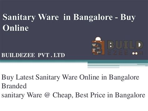 Distance Mba In Bangalore by Sanitary Ware In Bangalore Buy