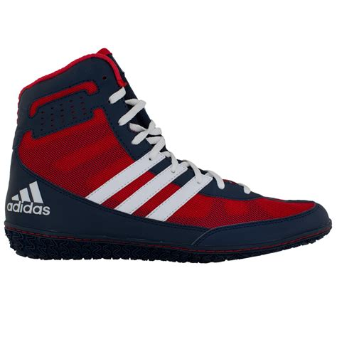 mat shoes adidas mat wizard shoes wrestlingmart free shipping