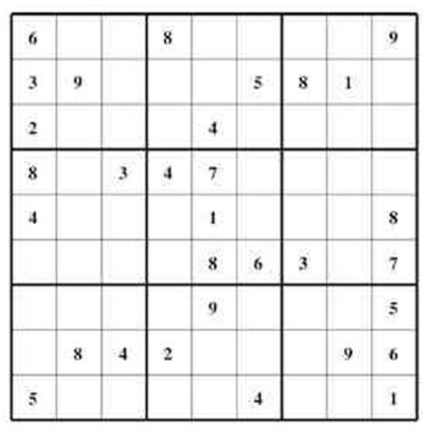 sudoku gitter leer sudoku zum ausdrucken muster vorlage ch