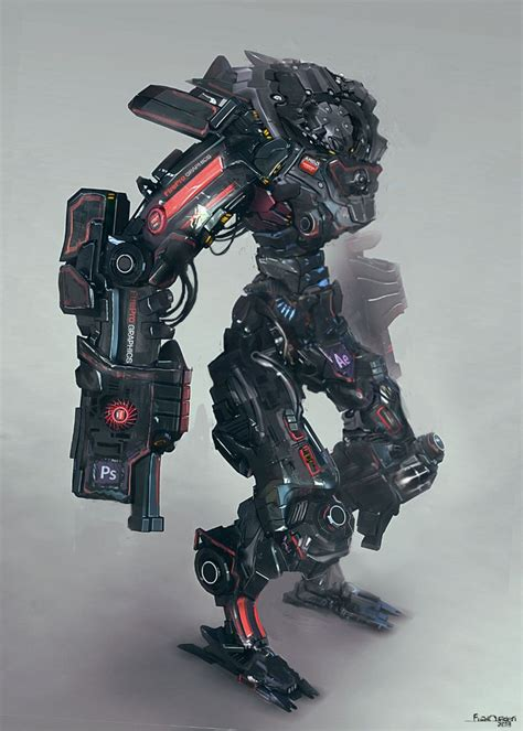 7 Awesome Robot Personalities by 17 Best Ideas About Robot Design On Robot
