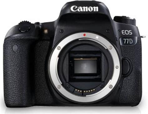 Promo Canon Eos 77d Only Kamera Dslr canon eos 77d dslr only 16 gb sd card