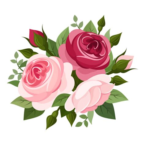 Bedcover Set Bunga Maroon 3 D 3d 3 Dimensi flowers bouquet vector 03 vector flower free