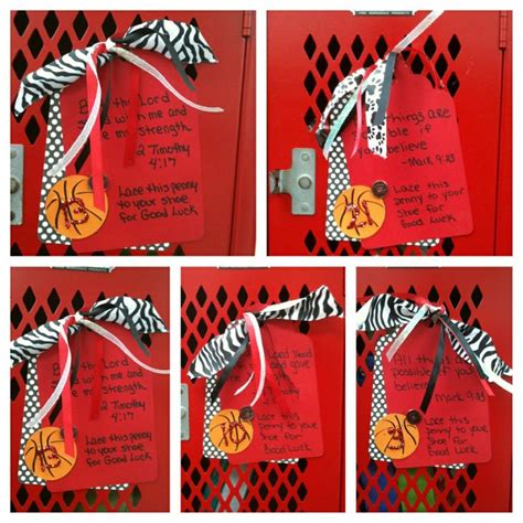 Show Your School Spirit With Chip Pepper by 25 Diy Locker Decor Ideas For More Cooler Look