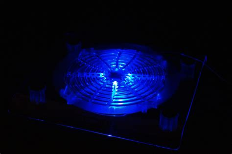xbox one led fan usb design fan blue led 19cm stand xbox one s 360