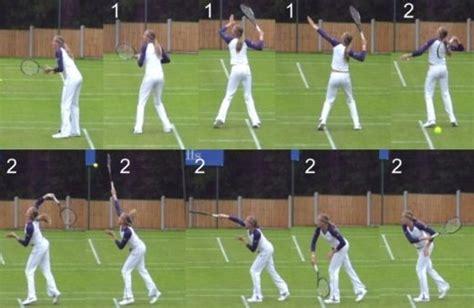 overhead swing tennis how to tennis blog doittennis