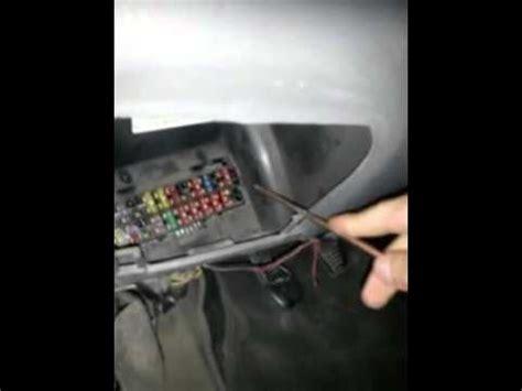 arreglando luces ford ka parte uno , en la parte 2 se