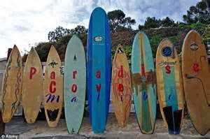 boys surfin summer in paradise surfin usa on the trail of the boys in the sun