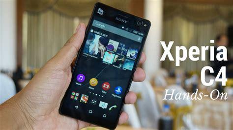 Hp Sony Android Lollipop spesifikasi dan harga hp android lollipop sony xperia c4