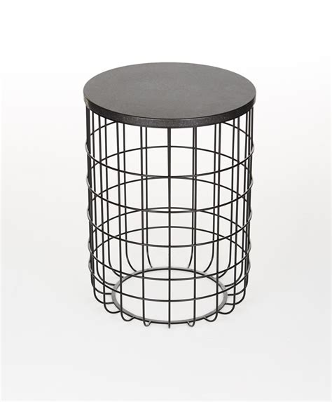 Wire Side Table High Side Table For Living Room Wire Wire Collection By Studio Design