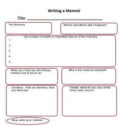 memoir outline template monday memoir an outline robb michael